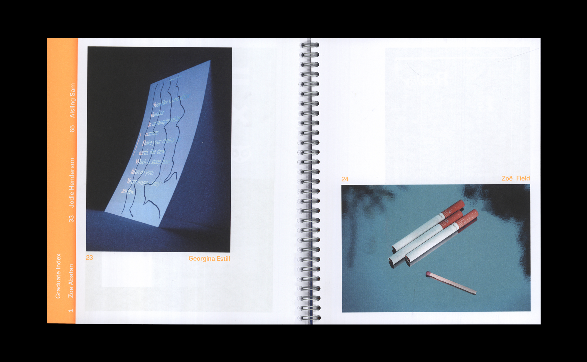 Catalogue web 3